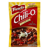 Frenchs Chili-O Seasoning Mix with Onion, 2.25 OZ (Pack of 18)