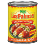 Las Palmas Medium Enchilada Sauce 19 Oz  (Pack of 12)