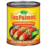 Las Palmas Mild Enchilada Sauce 28 Oz  (Pack of 12)