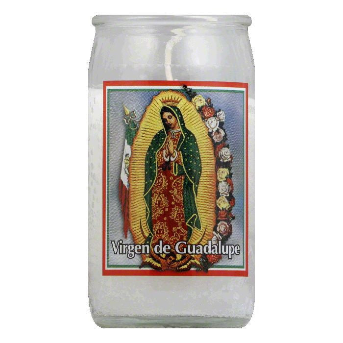 Reed Candle Virgen de Guadalupe Candle, 1 ea (Pack of 12)