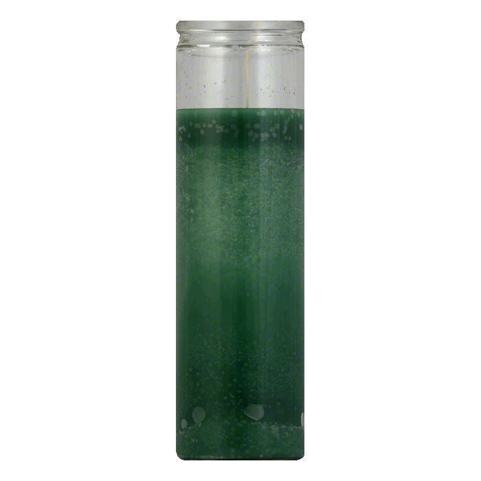 Reed Candle Green Wax Candle, 1 ea (Pack of 12)
