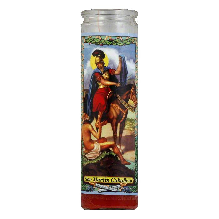 Reed Candle San Martin Caballero Candle, 1 ea (Pack of 12)