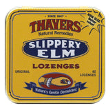 Thayers Lozenges Original Slippery Elm, 42 ea (Pack of 10)