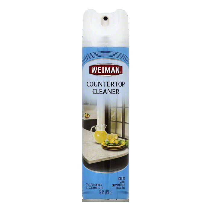 Weiman Countertop Cleaner, 12 OZ (Pack of 6)