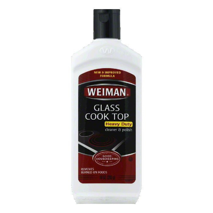 Weiman Cooktop Cleaning Cream, 10 OZ (Pack of 6)