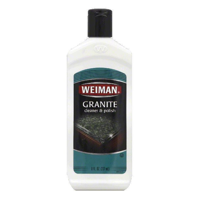 Weiman Granite Cleaner & Polish, 8 OZ (Pack of 6)