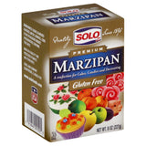 Solo Premium Marzipan, 8 Oz (Pack of 6)