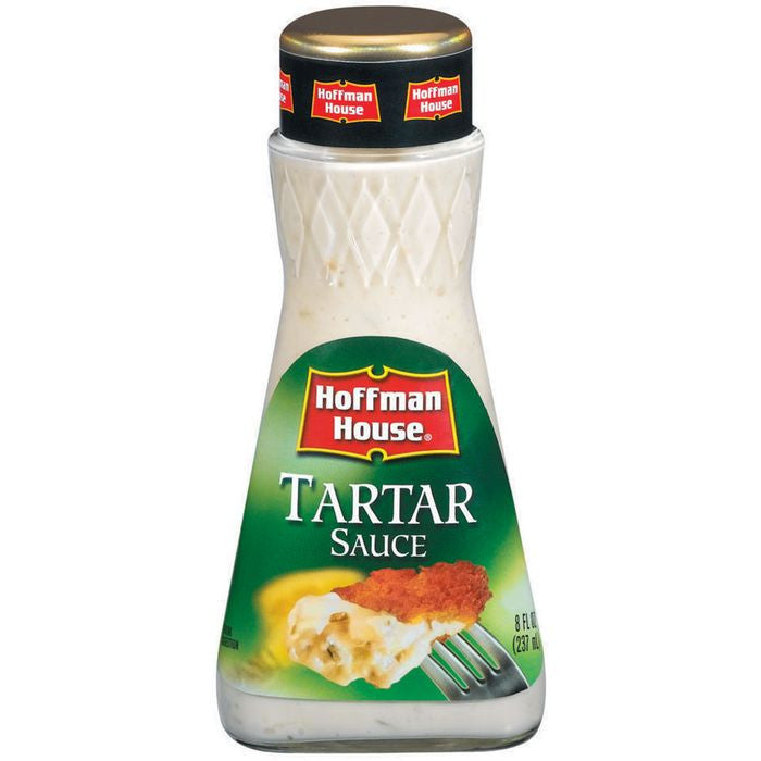 Hoffman House  Tartar Sauce 8 Fl Oz   (Pack of 12)