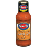 Bennetts Horseradish Cocktail Sauce 12 Oz   (Pack of 12)
