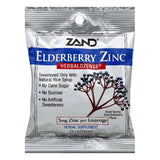 Zand Black Elderberry Flavor Elderberry Zinc Lozenges, 15 ea (Pack of 12)