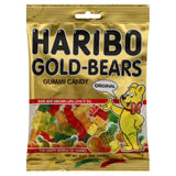 Haribo Original Gummi Candy, 5 Oz (Pack of 12)