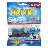 Haribo The Smurfs Sour! Gummi Candy, 4 OZ (Pack of 12)