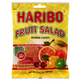 Haribo Fruit Salad Gummi Candy, 5 Oz (Pack of 12)
