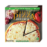 Amy's Kitchen Rice Crust Cheese Pizza, 12 Oz (Pack of 08)