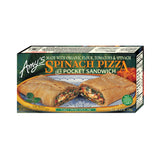 Amy's Kitchen Spinach Pizza in a Sandwich, 4.5 Oz (Pack of 12)