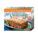 Amy's Kitchen Light in Sodium - Vegetable Lasagna, 9.5 Oz (Pack of 12)