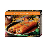 Amy's Kitchen Light in Sodium - Black Bean Vegetable Enchilada, 9.5 Oz (Pack of 12)