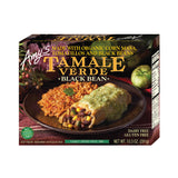 Amy's Kitchen Black Bean Tamale Verde, 10.3 Oz (Pack of 12)