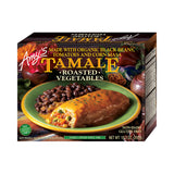 Amy's Kitchen Roasted Vegetable Tamale, 10.3 Oz (Pack of 12)