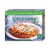 Amy's Kitchen Gluten Free Dairy Free Vegetable Lasagna, 9 Oz (Pack of 12)