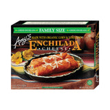 Amy's Kitchen Family Size Cheese Enchilada, 27 Oz (Pack of 08)