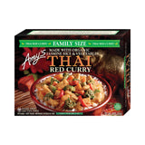 Amy's Kitchen Family Size Thai Red Curry, 26 Oz (Pack of 08)