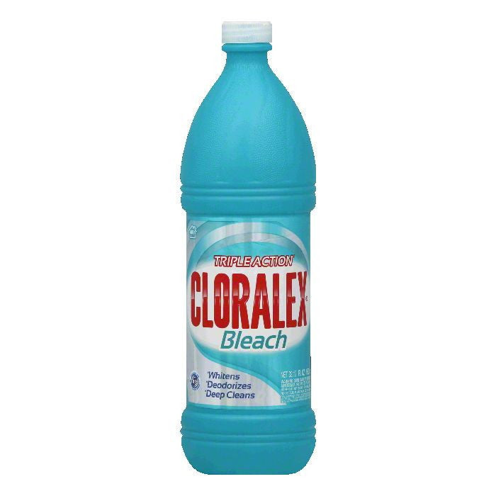 Cloralex Bleach, 32.1 OZ (Pack of 15)