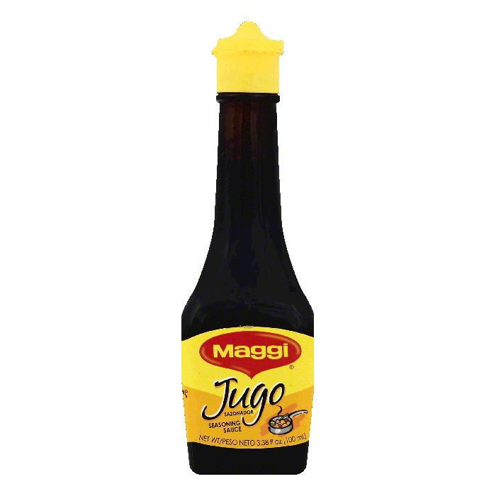 Maggi Jugo Seasoning Sauce, 3.38 OZ (Pack of 24)