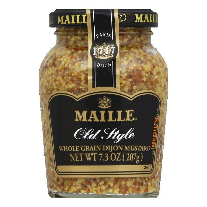 Maille Mustard Old Style, 7.3 OZ (Pack of 6)