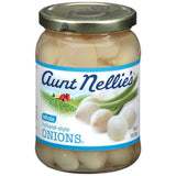 Aunt Nellie's Whole Holland-Style Onions 15 Oz  (Pack of 6)