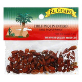 El Guapo Whole Chili Pequin, 0.25 Oz (Pack of 12)