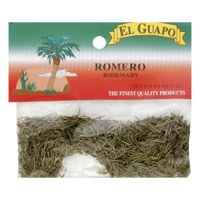 El Guapo Rosemary, 0.25 Oz (Pack of 12)