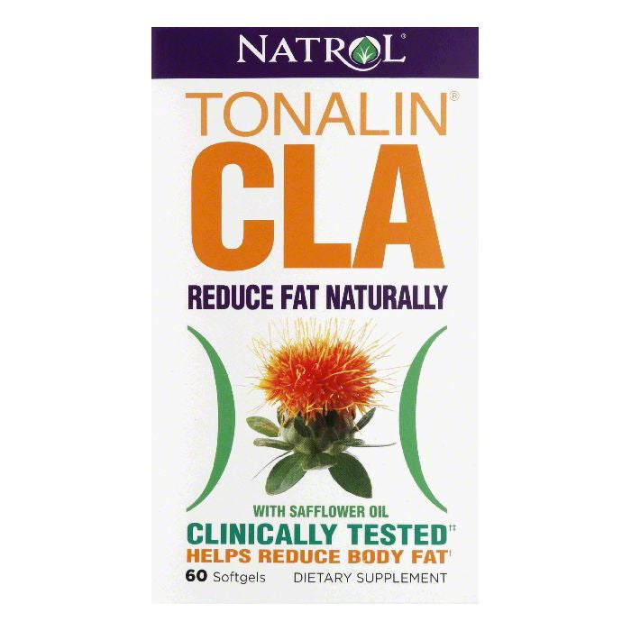 Natrol Softgels Tonalin CLA, 60 SG