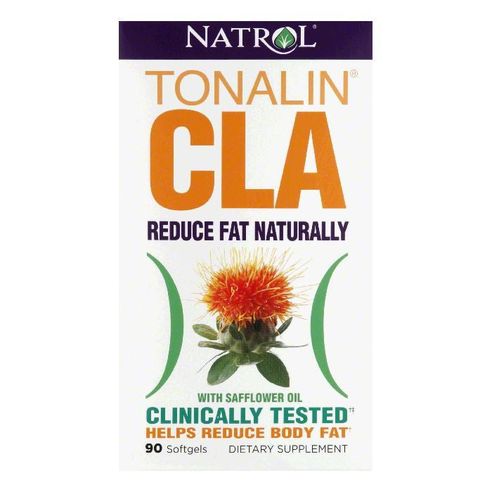 Natrol Softgels Tonalin CLA, 90 SG