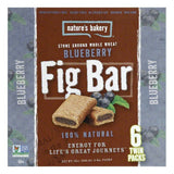 Natures Bakery Whole Wheat Blueberry Fig Bar, 12 Oz (Pack of 12)