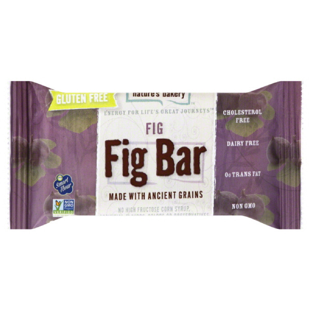 Natures Bakery Fig Fig Bar, 2 Oz (Pack of 12)