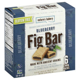 Natures Bakery Blueberry Fig Bar, 12 Oz (Pack of 12)