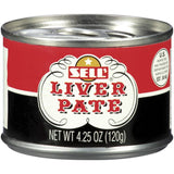 Sells  Liver Pate 4.25 Oz  (Pack of 12)