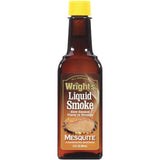 Wright's Mesquite Concentrated Seasoning Liquid Smoke  3.5 Oz   (Pack of 12)