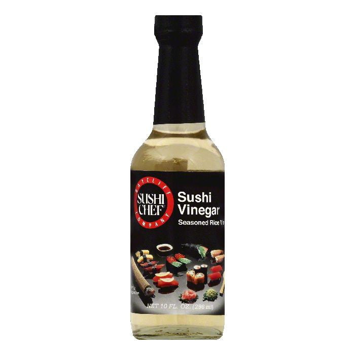 Sushi Chef Sushi Vinegar, 10 OZ (Pack of 6)
