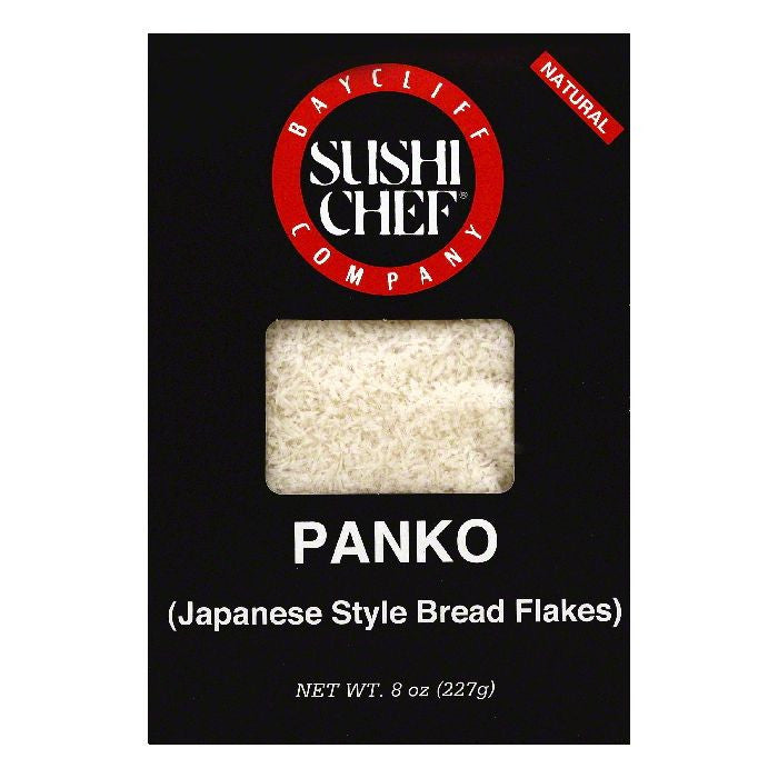 Sushi Chef Panko, 8 OZ (Pack of 6)