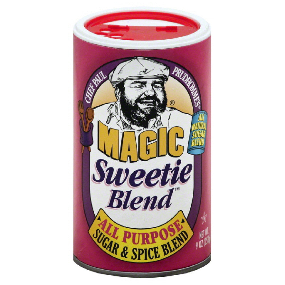 Magic Sweetie Blend All Purpose Sugar & Spice Blend, 9 Oz (Pack of 6)