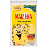 Maizena Vanilla Fortified Corn Starch 1.6 Oz Packet (Pack of 48)