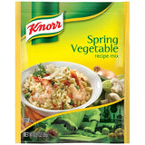 Knorr Spring Vegetable Recipe Mix 0.9 Oz Packet (Pack of 12)