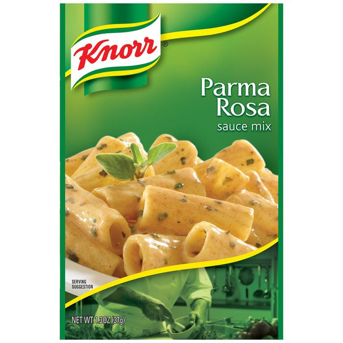 Knorr Parma Rosa Sauce Mix 1.3 Oz Packet (Pack of 12)