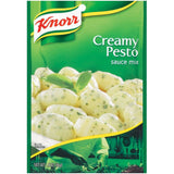 Knorr Creamy Pesto Sauce Mix 1.2 Oz  (Pack of 12)