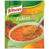 Knorr Tomato Based Pasta Soup 3.5 Oz Packet (Pack of 12)