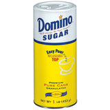 Domino Pure e Granulated W/Spout Sugar 1 Lb  (Pack of 12)
