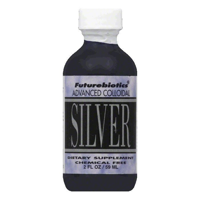 Futurebiotics Advanced Colloidal Silver, 2 Oz