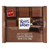 Ritter Sport Bar Cocoa Mousse, 3.5 OZ (Pack of 11)